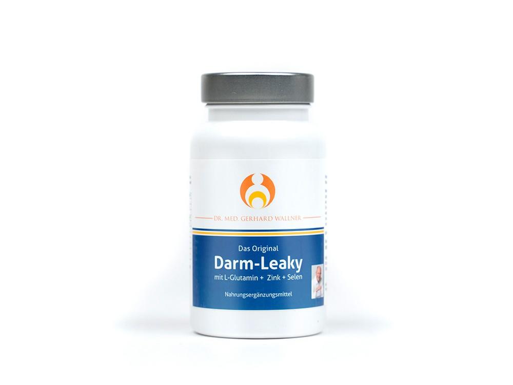 DARM-LEAKY - L-Glutamin Plus Zink und Selen