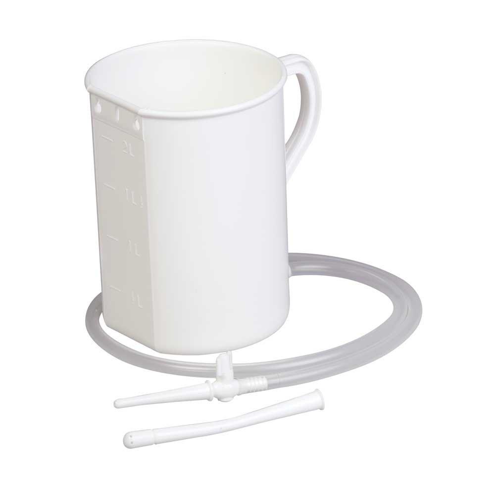 Irrigator-Set 1 Liter | Einlauf Set
