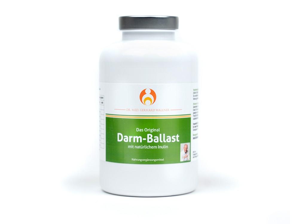 DARM-BALLAST - Unterstützt die Verdauung