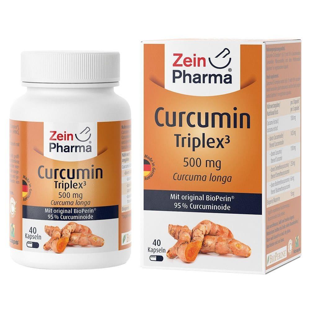 Curcumin Triplex | 500mg